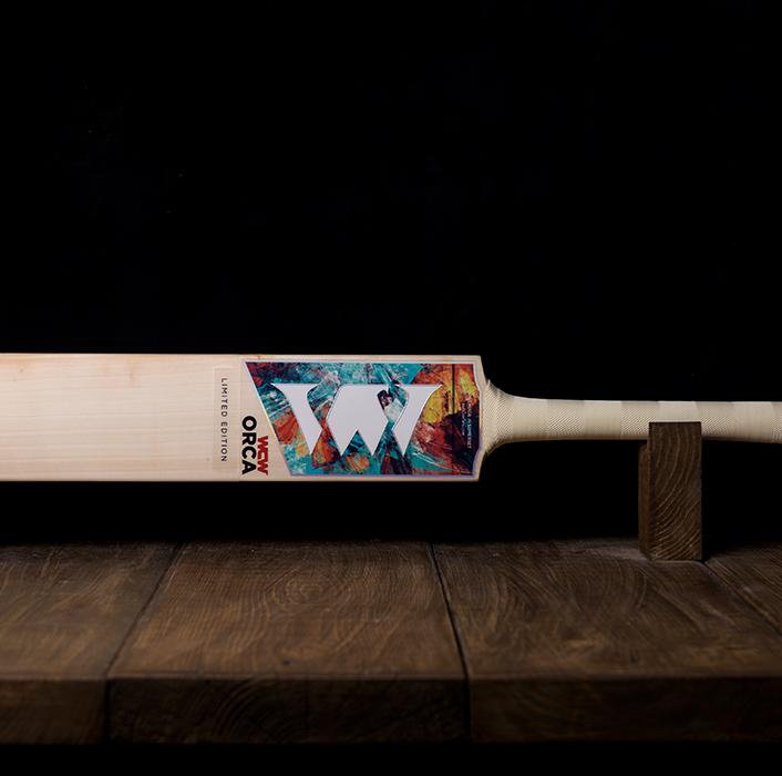 Custom Cricket Bat Sticker Design